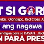 I will vote for Dick Gordon this coming election!