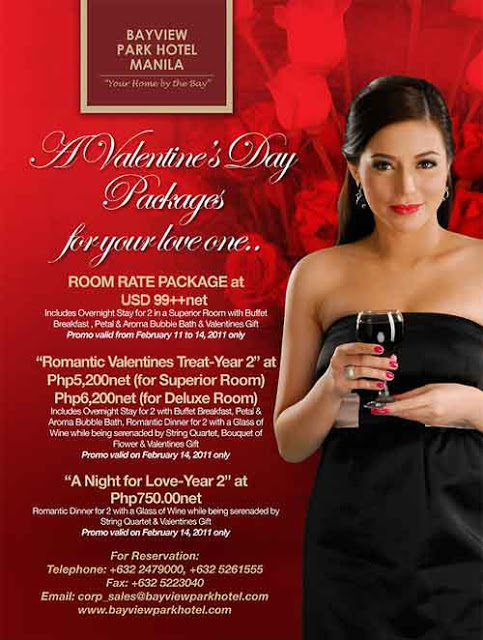 Hotel promos this Love month!