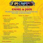 Join the Fam-O-Lympics at Manila Ocean Park