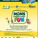 Moms Rediscover Fun at Nido Fortified Science Discovery Center