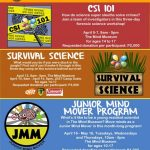 The Mind Museum educational activities this summer 2013