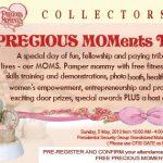Precious MOMents treats for Moms