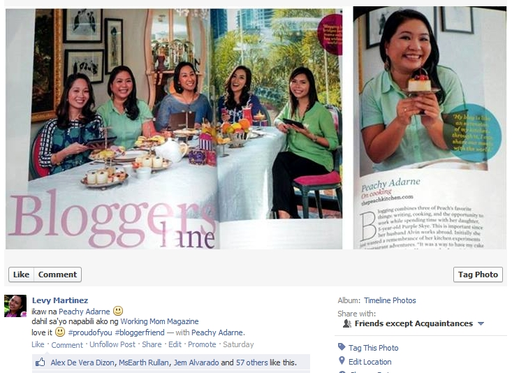 Things I like about the Working Mom Magazine July 2013