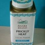 Bungang araw cure: Try Snake Brand Prickly Heat Powder