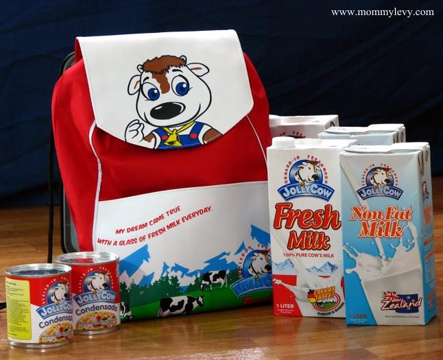 "Jolly Cow Fresh Milk ""My Dream Job in a Glass of Milk"" Campaign"