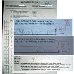 Ren's 2nd Grading Progress Report