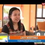 Mommy Levy was on GMA7 News To Go