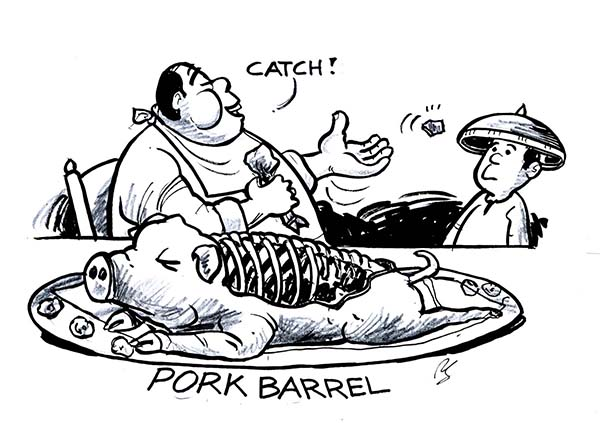 pork barrelling - photo #10