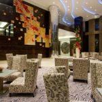 Acacia Hotel: Experience Global Cuisine at The Lobby