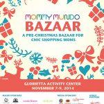 Mommy Mundo Pre-Christmas Bazaar 2014