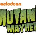 Family Halloween Bonding at Nickelodeon Mutant Mayhem