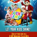 Jollibee Talent Camp 6 Days Overview