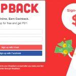 SHOPBACK: Shop Online, Earn Cashback