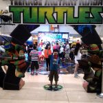 Catch the Teenage Mutant Ninja Turtles at SM Megamall