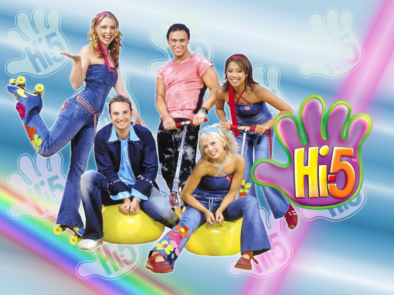 Reasons why we LOVE Hi-5 TV Shows