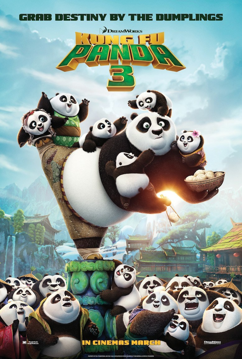Pose like a Kung Fu master and Win Tickets to Kung Fu Panda 3