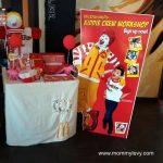 McDonalds Kiddie Crew Workshop Schedule 2016