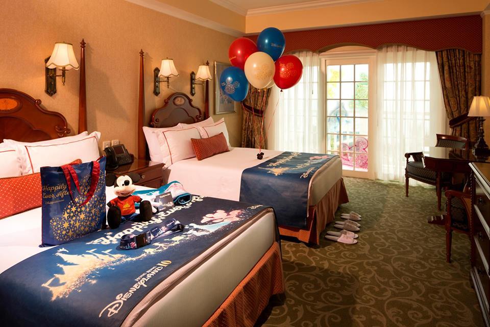 Decorating Hotel Rooms At Disney World