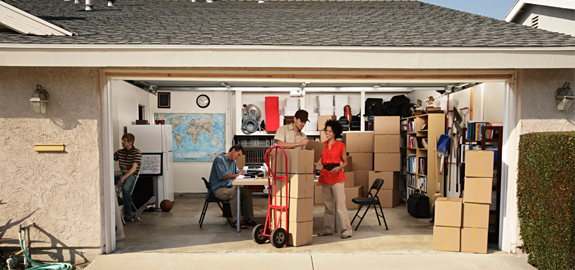 What Does Garage Mean: Starting A Business Out Of Your Garage