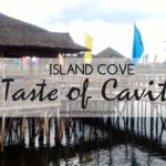 "Island Cove Fishing Village Featuring the ""Taste of Cavite"" Menu"