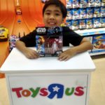 A visit to Toys 'R Us store in Uptown Mall Bonifacio