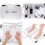 Stop sweating from your hands & feet using Iontoderma's iontophoresis machine
