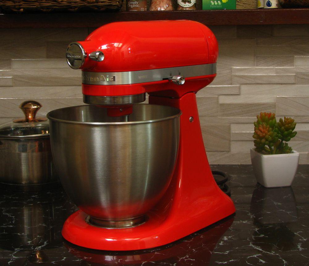 KitchenAid Artisan Mini Stand Mixer Perfect For my Small Kitchen