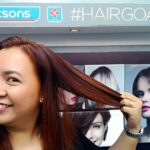 Achieve your Dream Hair Color and Style with Watsons #Hairgoals Campaign