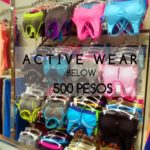 Active Wear Below 500 Pesos