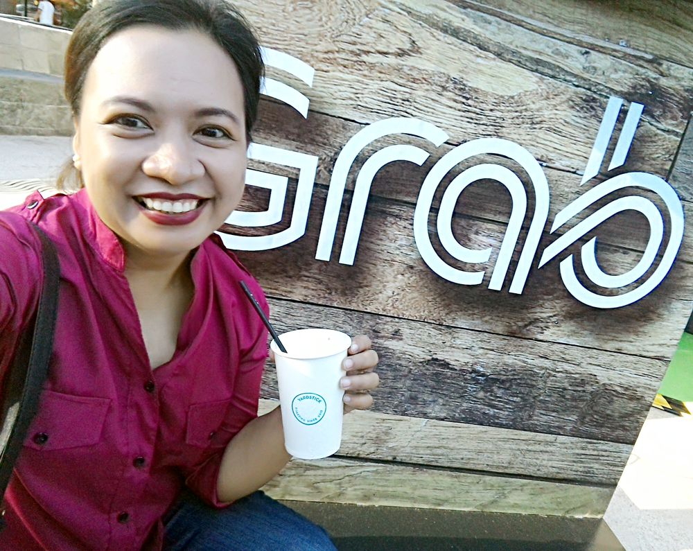 GRAB Cafe Pop Up Store in BGC