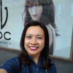 Hair Makeover: A Cut & Color at The BLOC by Junie Sierra & Co. Salon in BGC