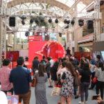 Singapore Tourism Launch SINGapore Karaoke Booth at Alabang