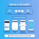 Gcash: You can now borrow money through GCredit