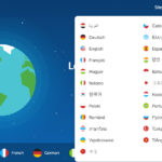 Learn a new language through DUOLINGO