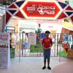 Science Circus at Evia Lifestyle Center