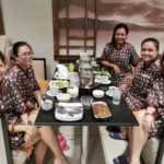 A day at Wensha Spa with some mommy friends