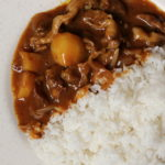 Japanese Beef Curry Rice Recipe