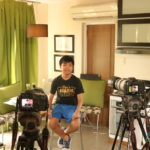 Ren was featured at Reel Time GMA News TV #BagetsVloggers Episode